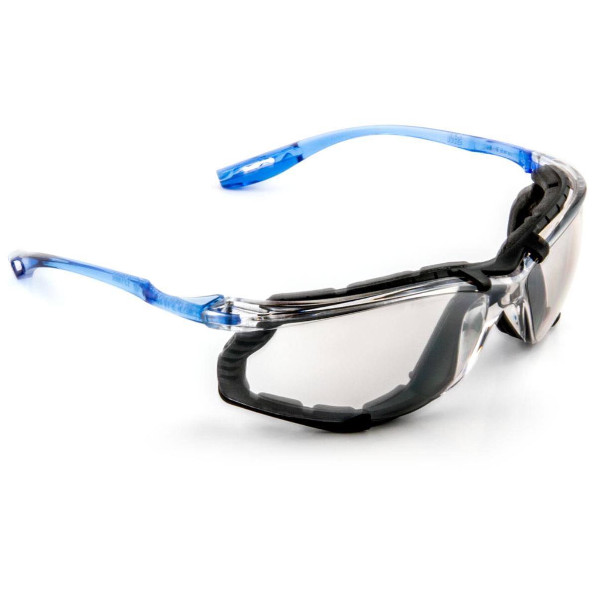 "3Mâ""¢ Virtuaâ""¢ CCS Protective Eyewear 11874-00000-20, with Foam Gasket,  I/O Mir Anti-Fog Lens,"
