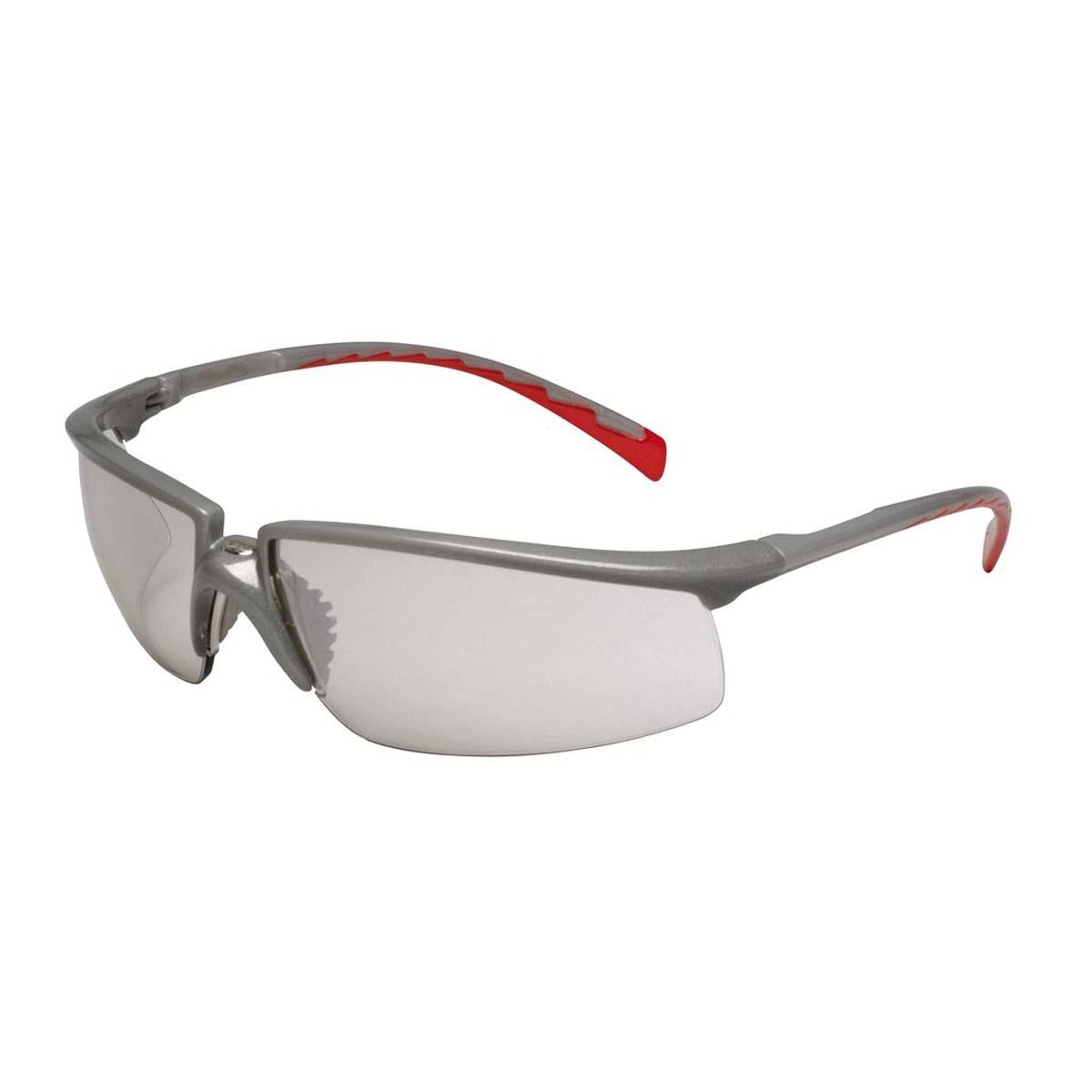 "3Mâ""¢ Privoâ""¢ Protective Eyewear 12268-00000-20 I/O Mirror Lens, Silver Frame"