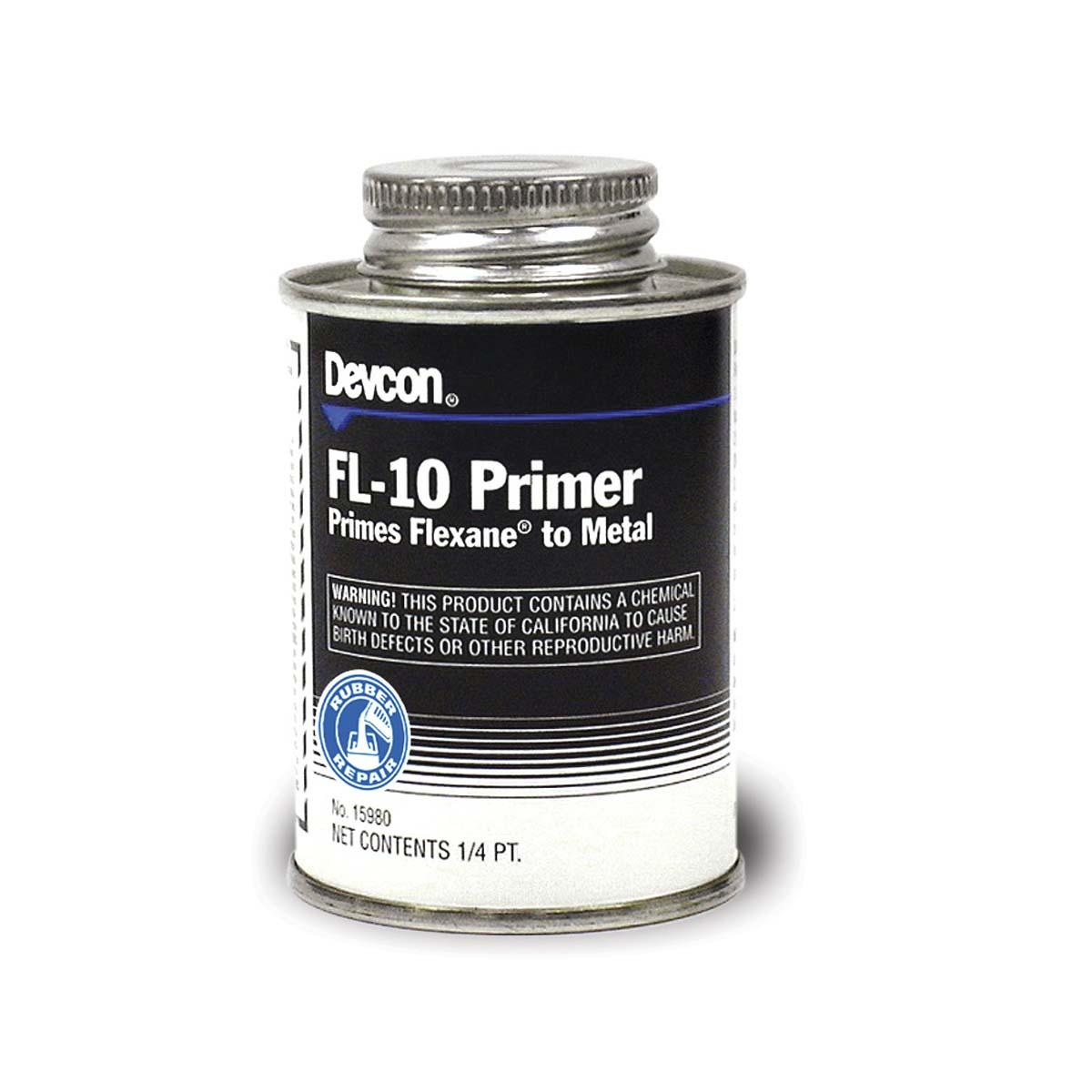DEVCON® FL-10 Flexane Primer  - 4 oz  1 Each