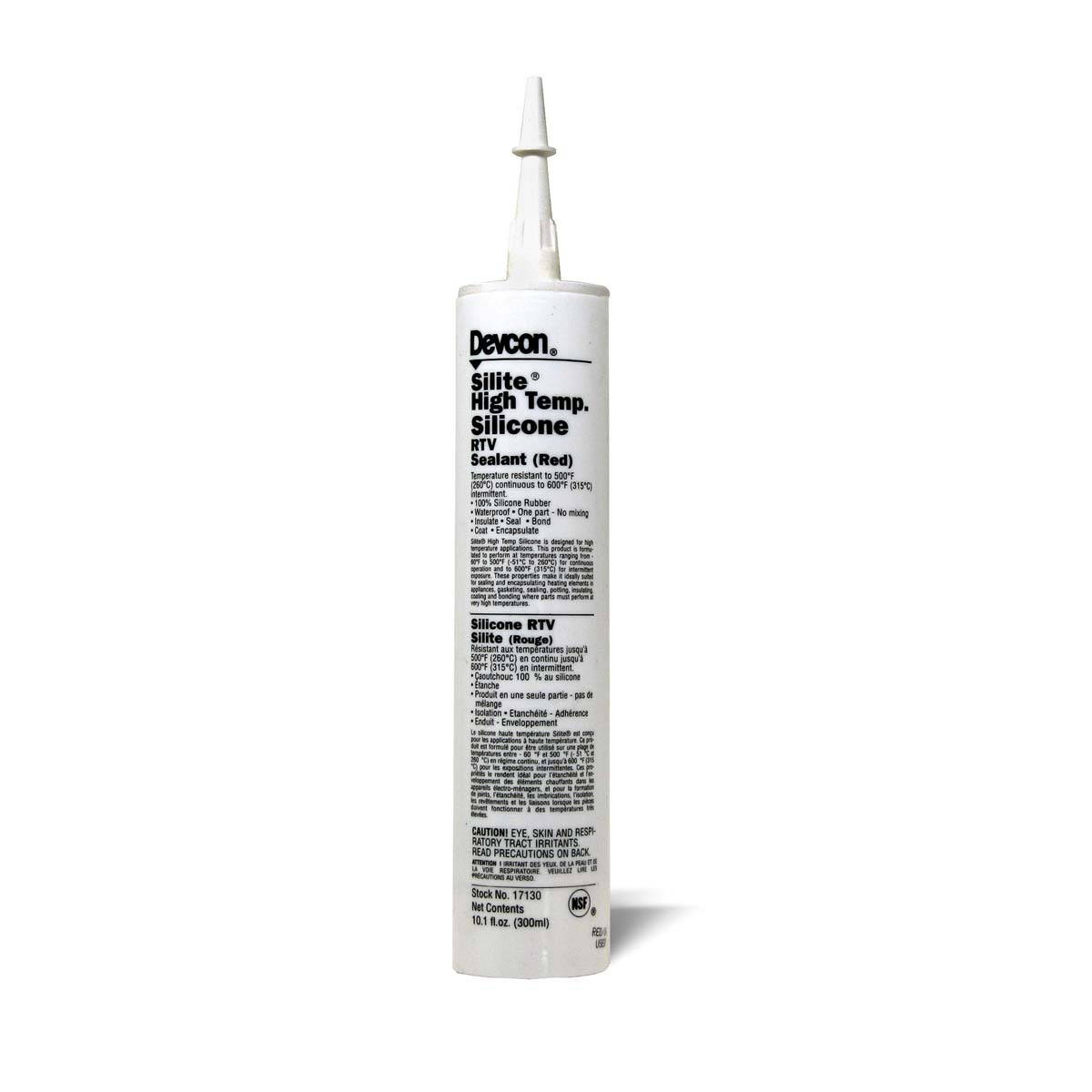 DEVCON® Silite® RTV Silicone red - 10.3 fl oz  1 Each