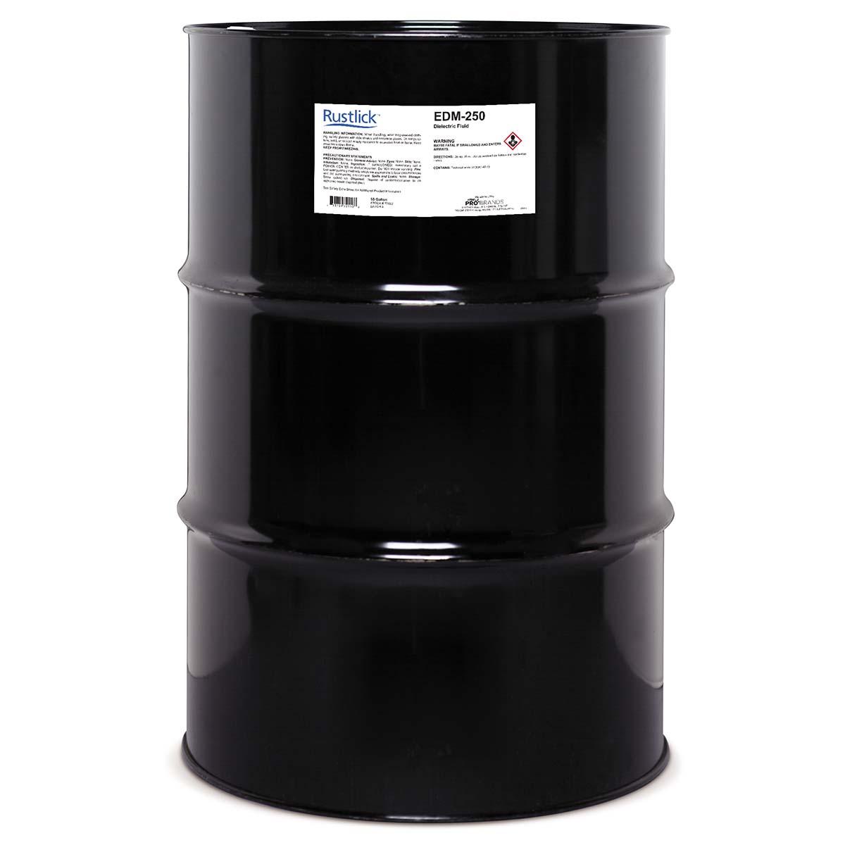 EDM-250 55 Gallon Drum