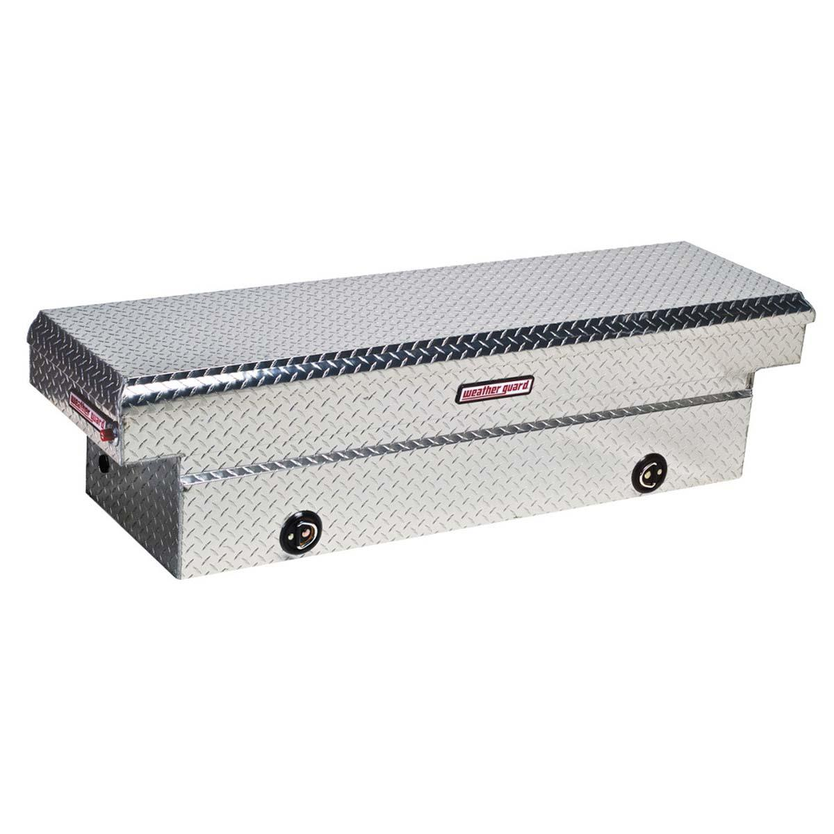 Saddle Box - Aluminum