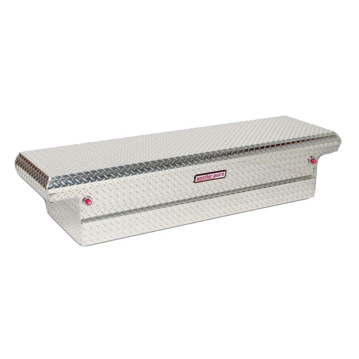 Saddle Box - Aluminum Low-Profile