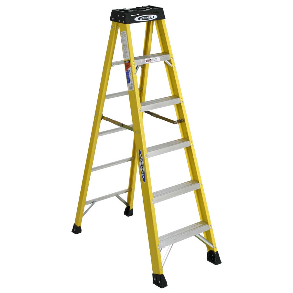 Fiberglass 6 ft Step Ladder