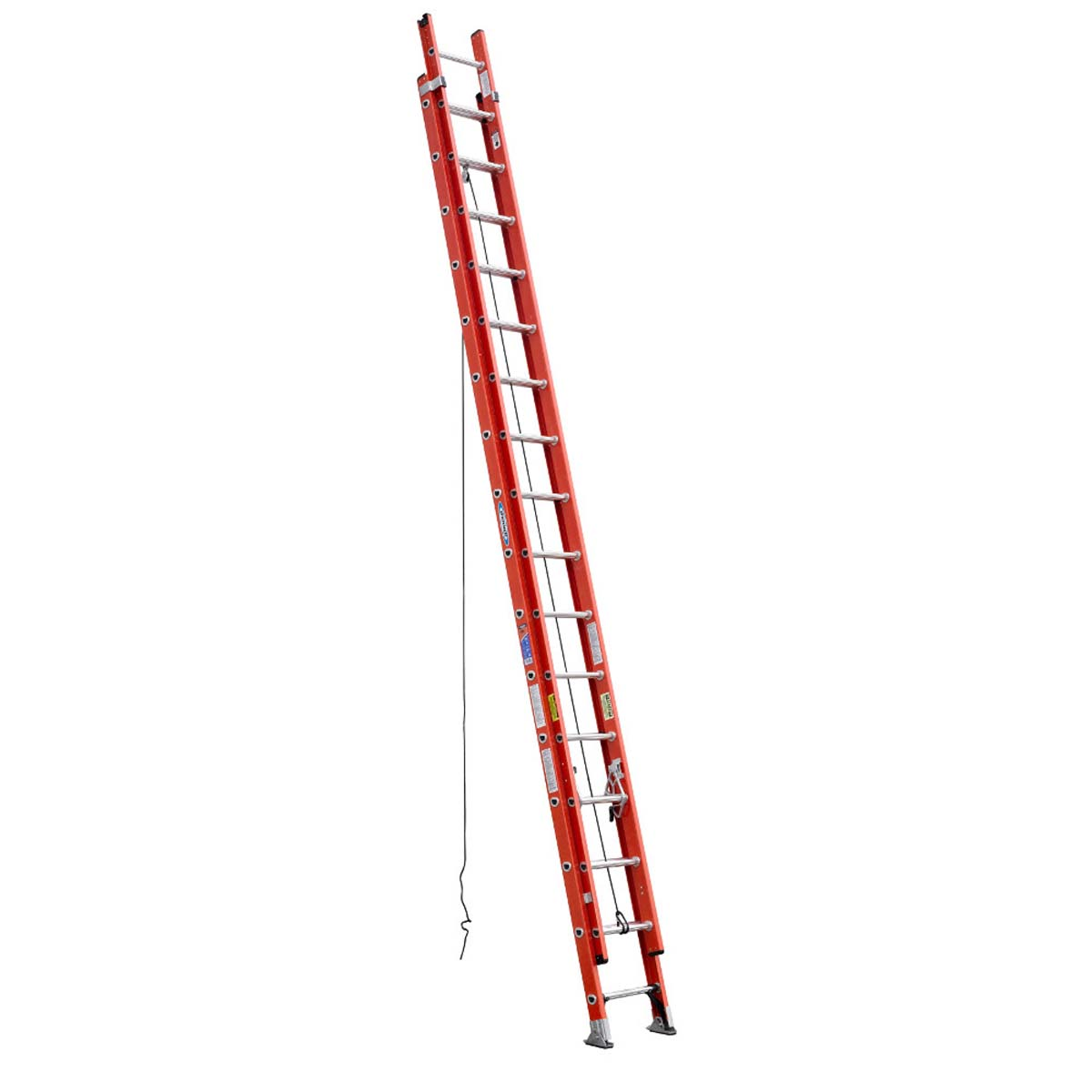D6232-2 fiberglass extension ladder  - 32'