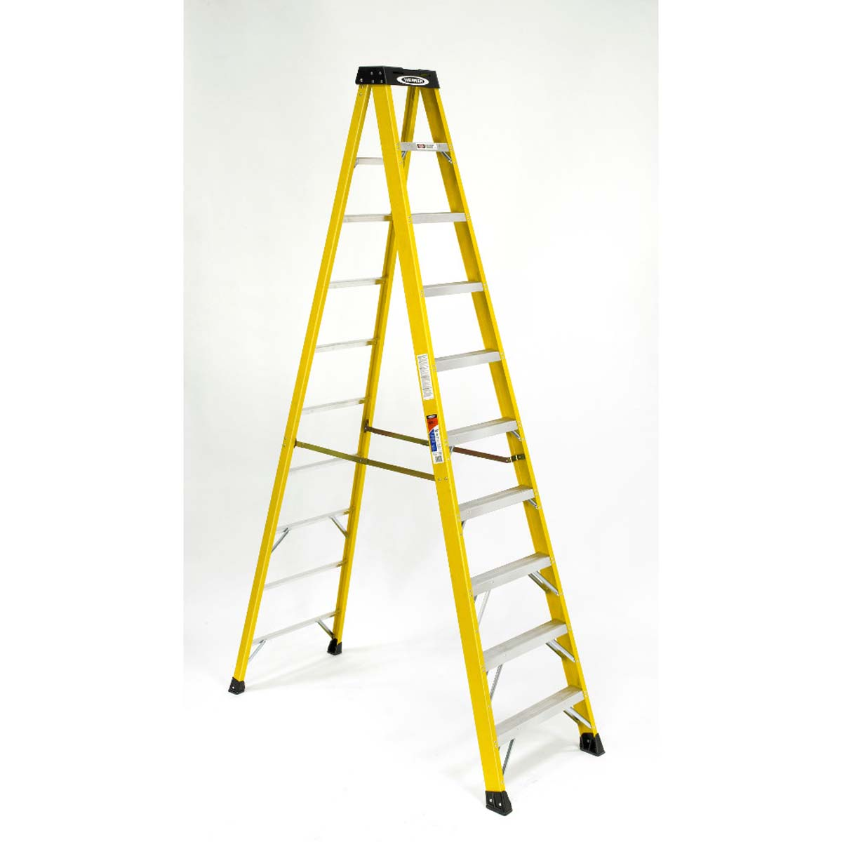 Fiberglass 10 ft Step Ladder
