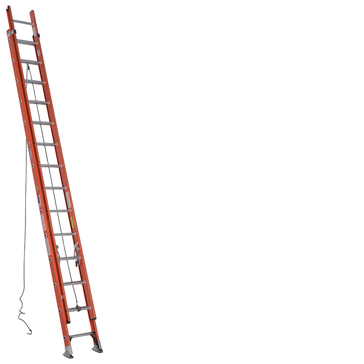 D6228-2 fiberglass extension ladder  - 28'