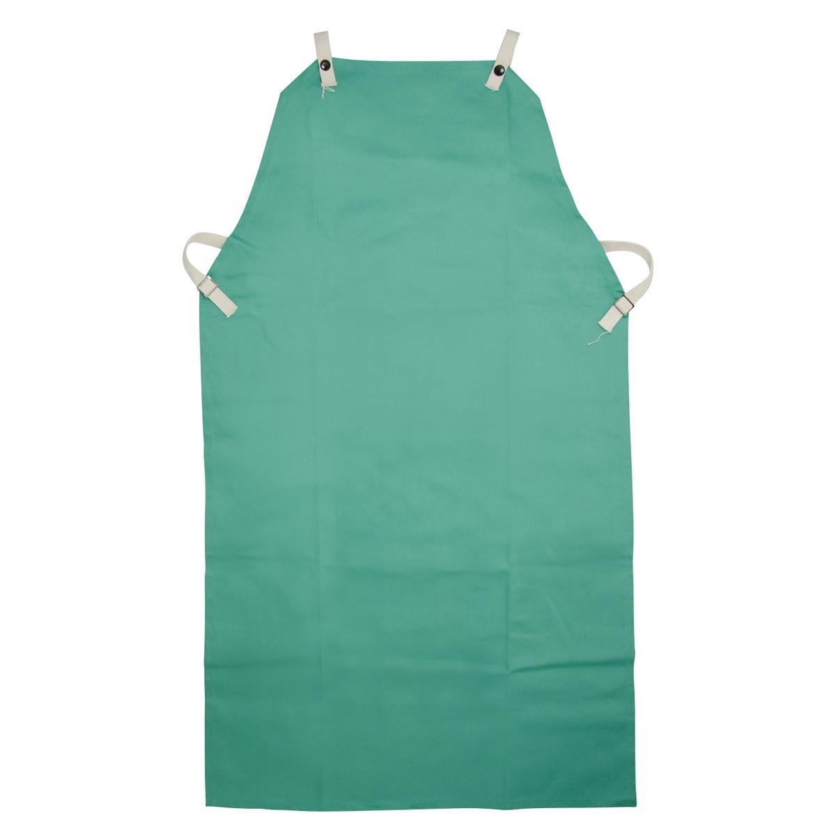 FR cotton apron, adjustable cotton straps