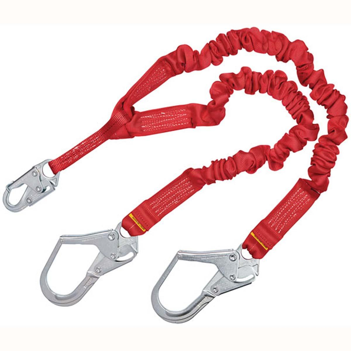"PROâ""¢ Stretch 100% Tie-Off Shock Absorbing Lanyard"