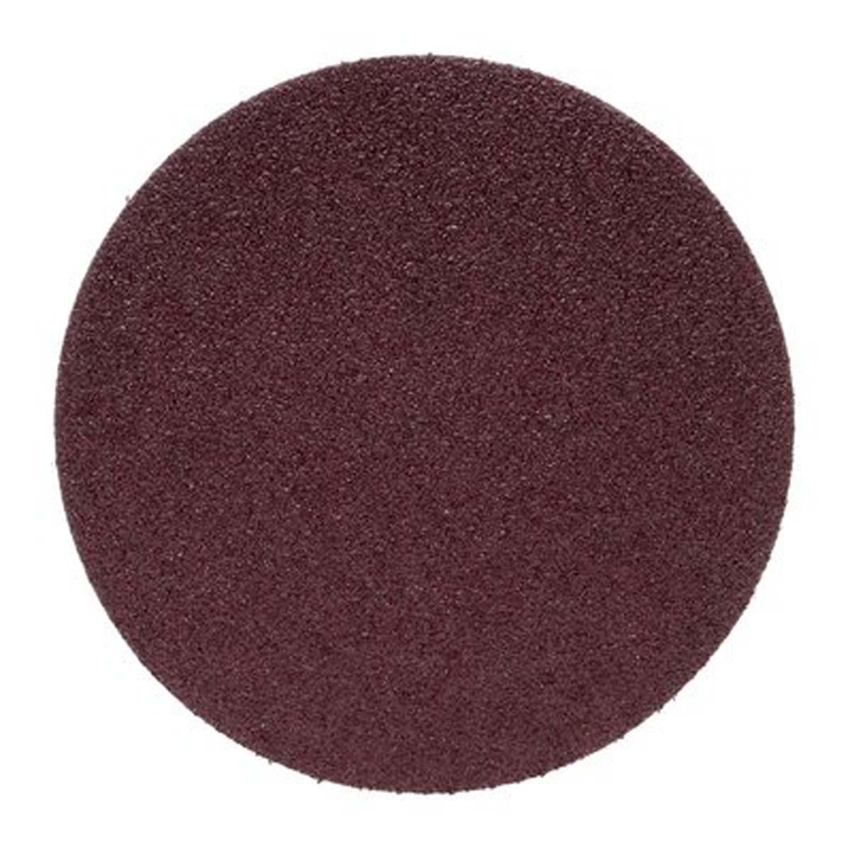 3M PSA Cloth Disc 348D, 8 in x NH 36 X-weight, 50 per inner 250 per case