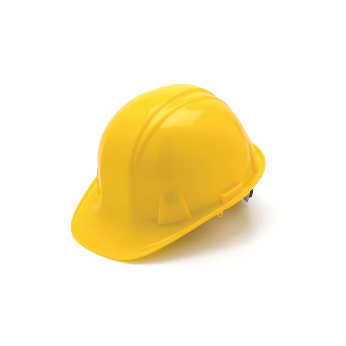 Yellow-Standard Shell 4 Pt Ratchet Suspension