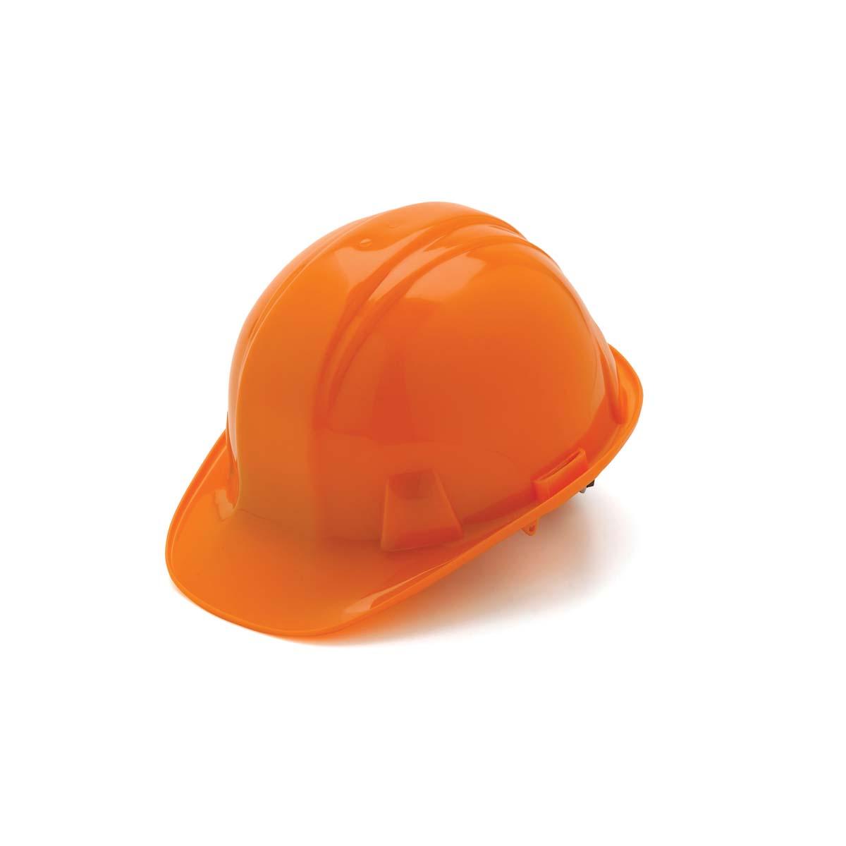 Orange-Standard Shell 4 Pt Ratchet Suspension