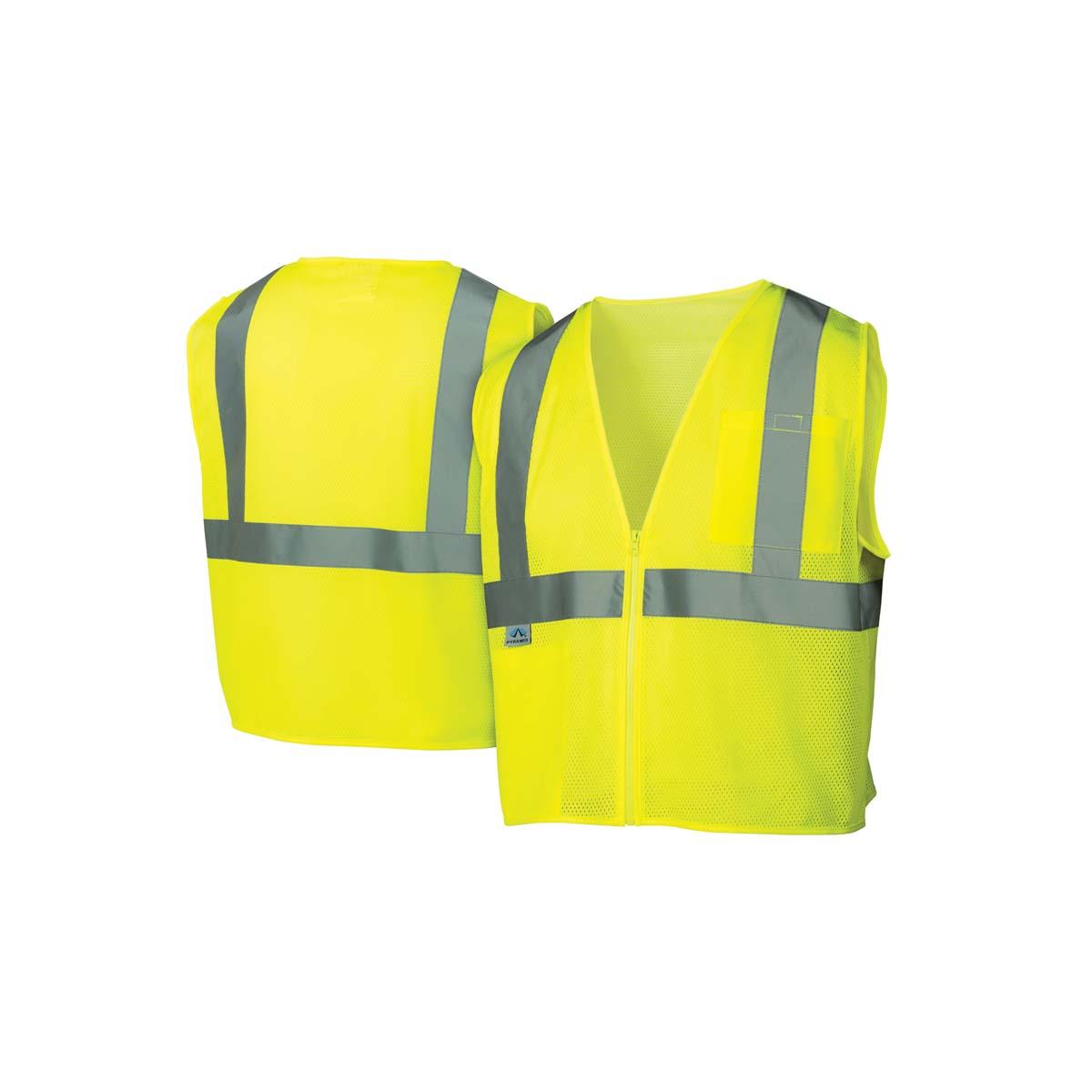 Hi-Vis Lime - Size 4X Large