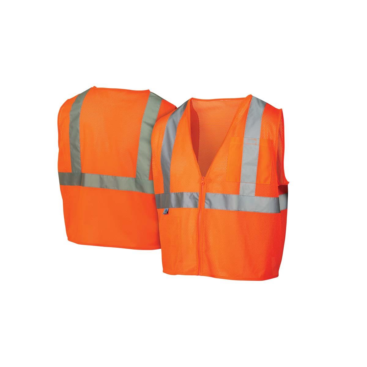 Hi-Vis Orange - Size Large