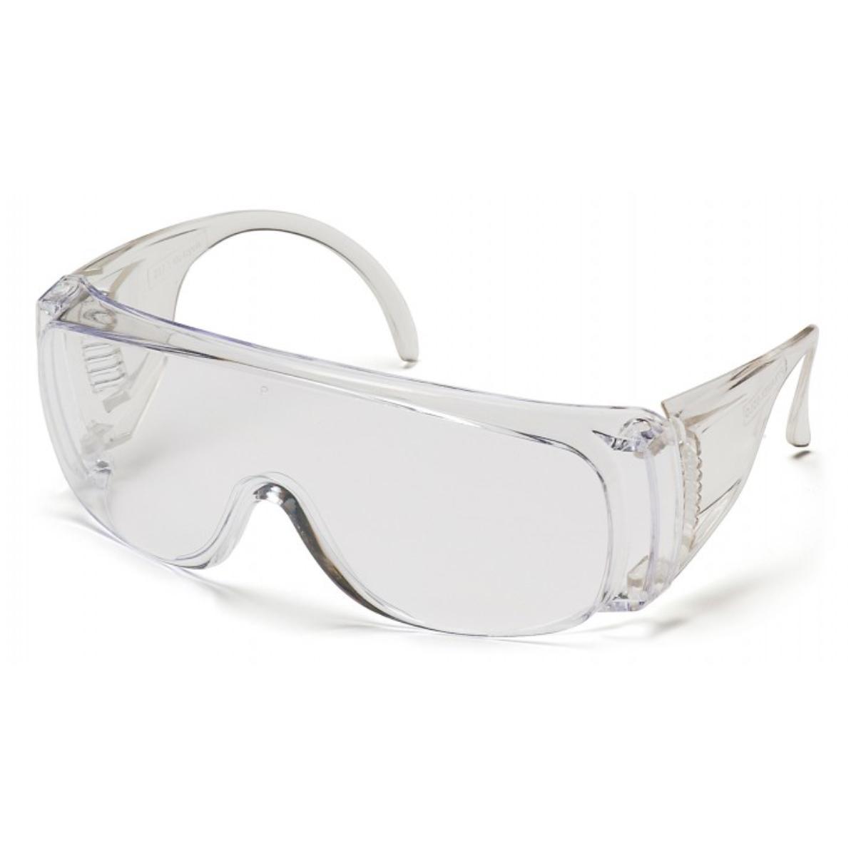 Clear Frame/Clear Lens