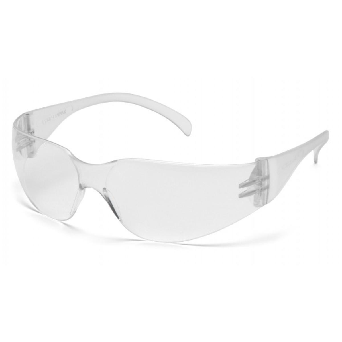 Clear Frame/Clear-Hardcoated Lens