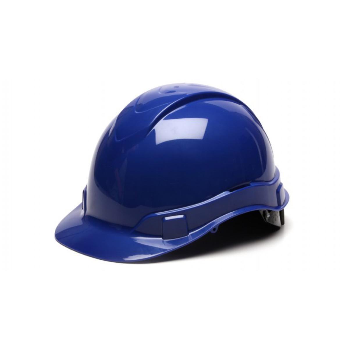 Blue-Ridgeline Cap Style 4 Pt Ratchet Suspension