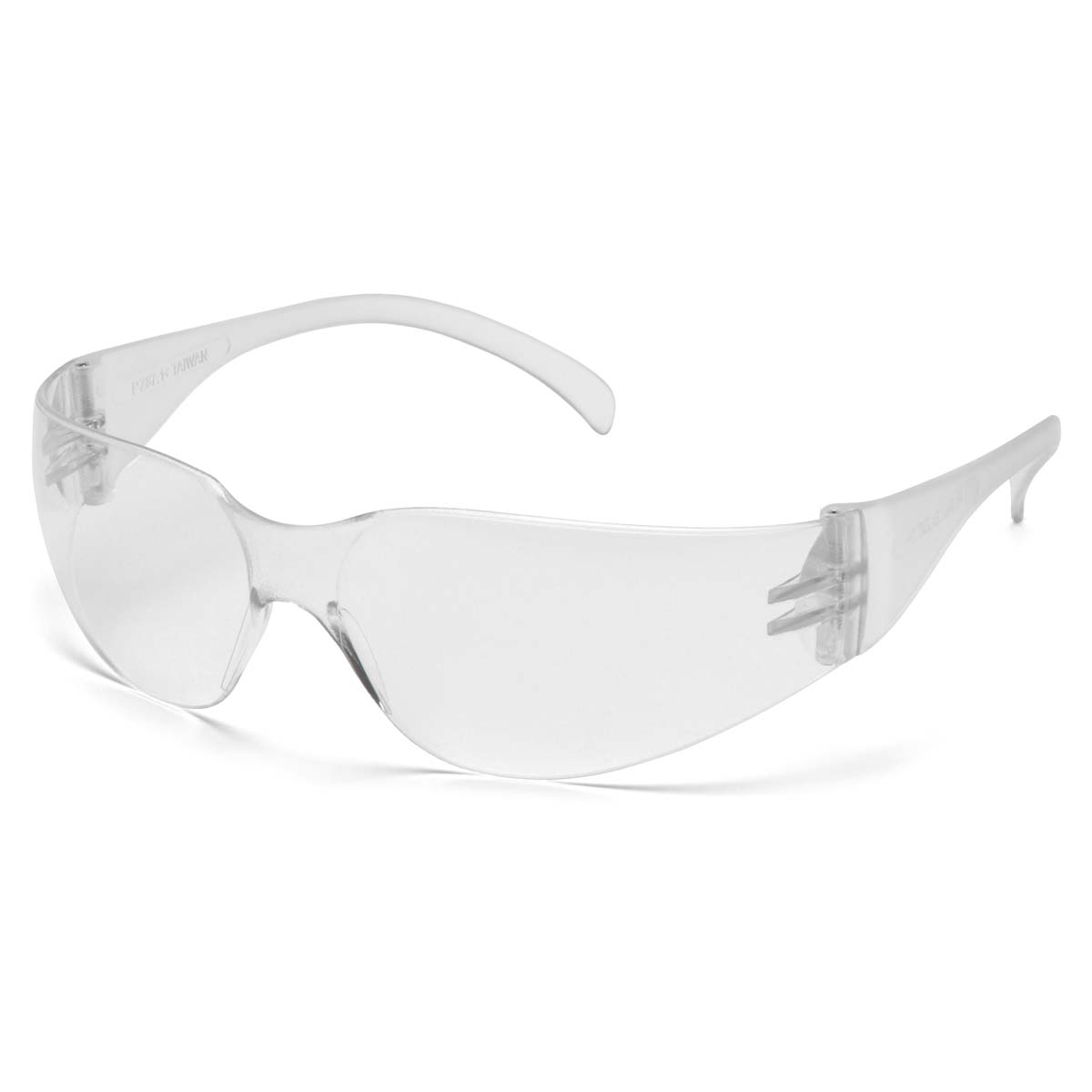 Clear Frame/Clear-Uncoated Lens