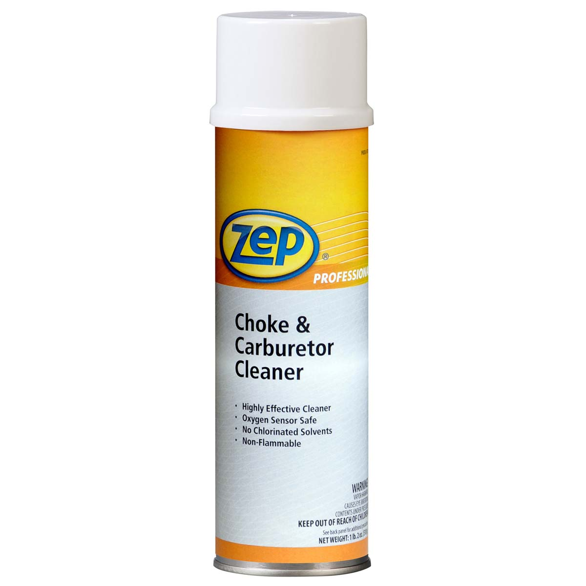 ZEP Choke and Carburetor Cleaner