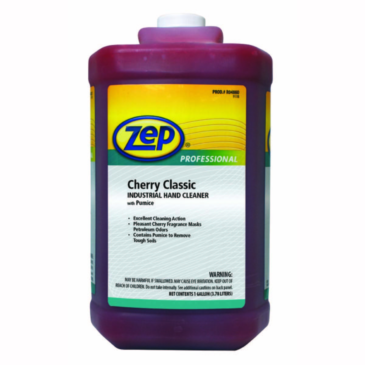 ZEP Cherry Classic Industrial Hand Cleaner With Pumice