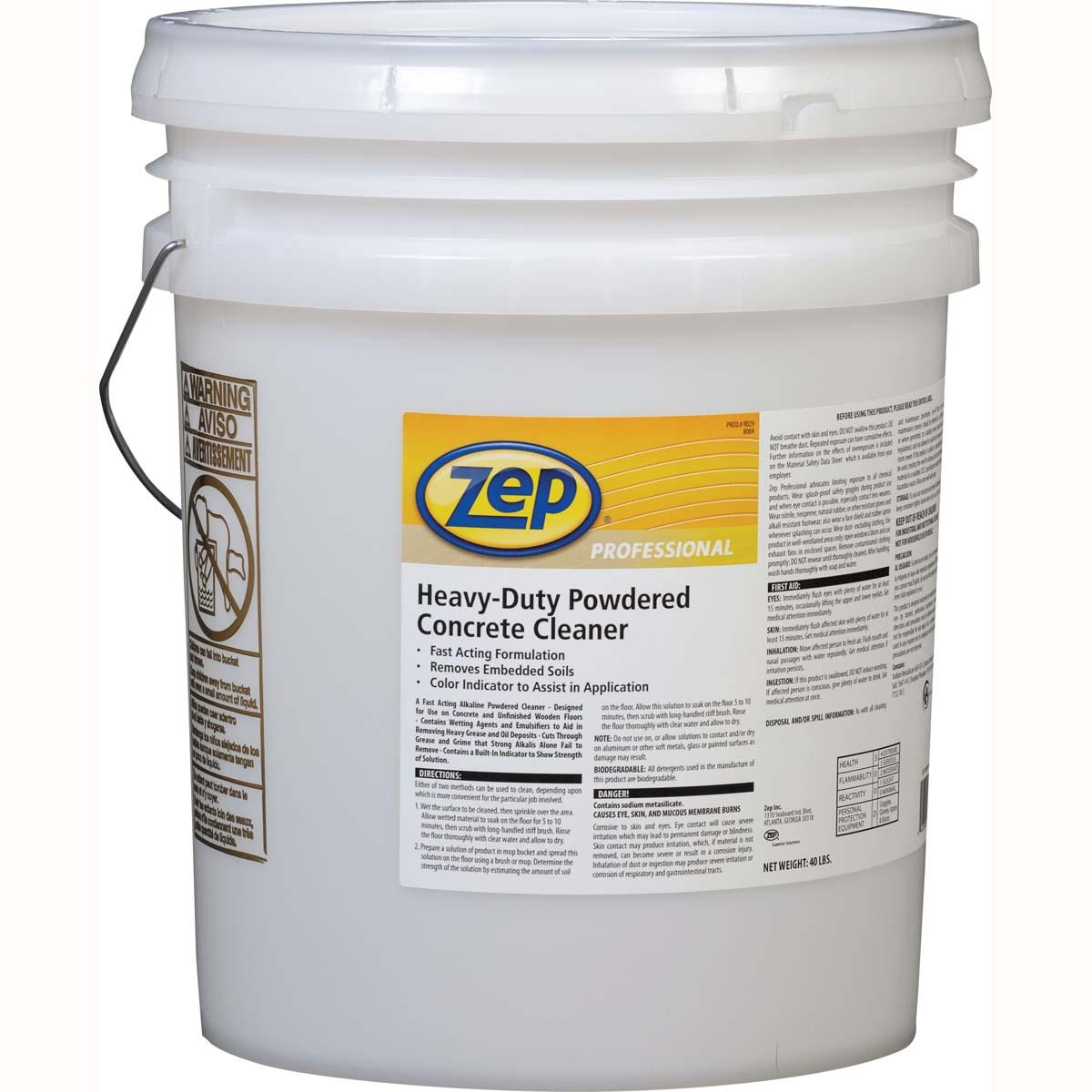 ZEP Heavy-Duty-Powdered-Concrete-Cleaner
