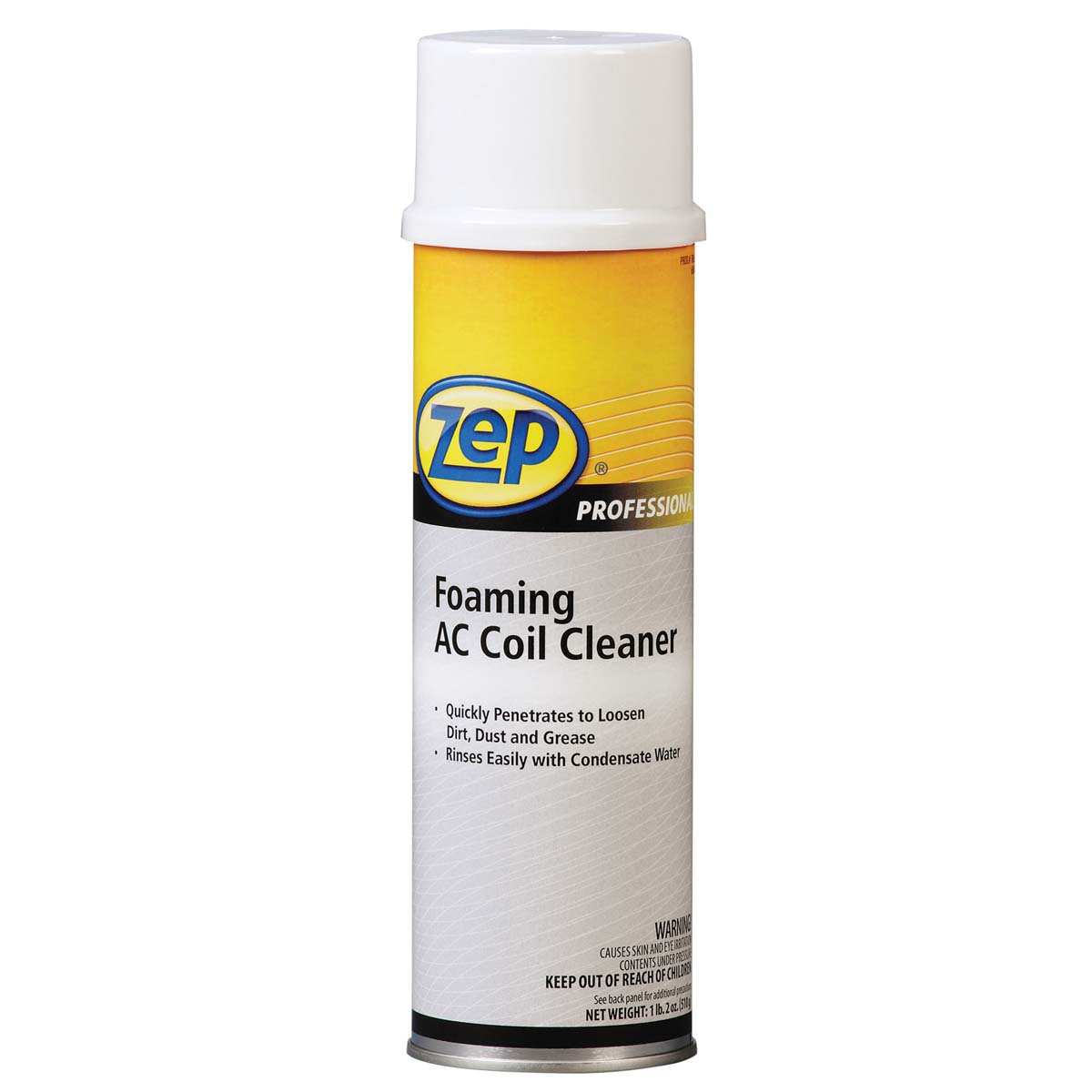 ZEP Foaming AC Coil Cleaner