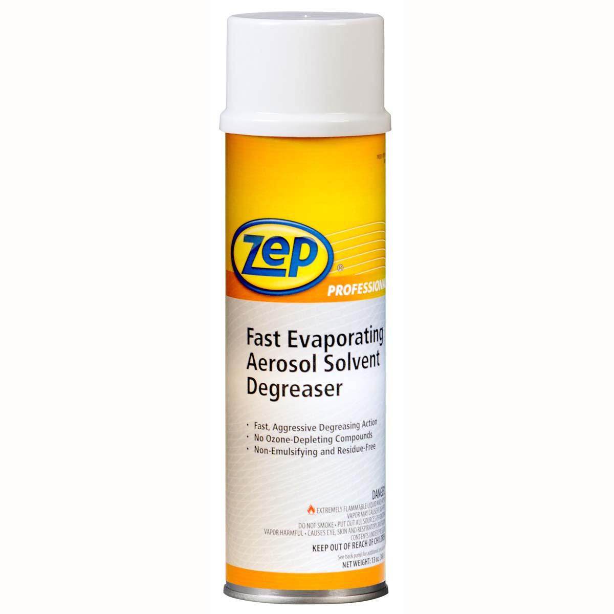 ZEP Fast-Evaporating-Aerosol-Solvent-Degreaser
