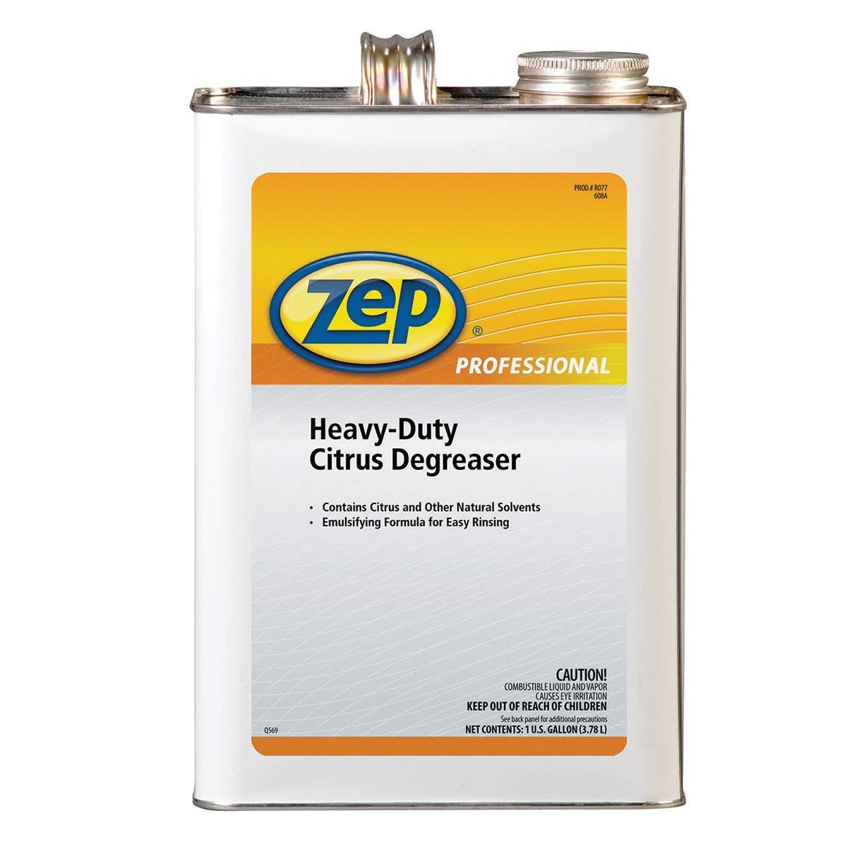 ZEP Heavy-Duty Citrus Degreaser