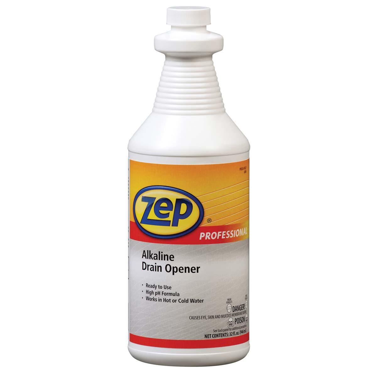 ZEP Alkaline-Drain-Opener