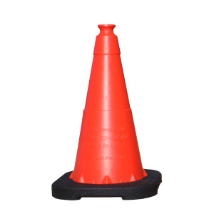 "18"" ENVIRO CONE ORANGE NO COLLARS"
