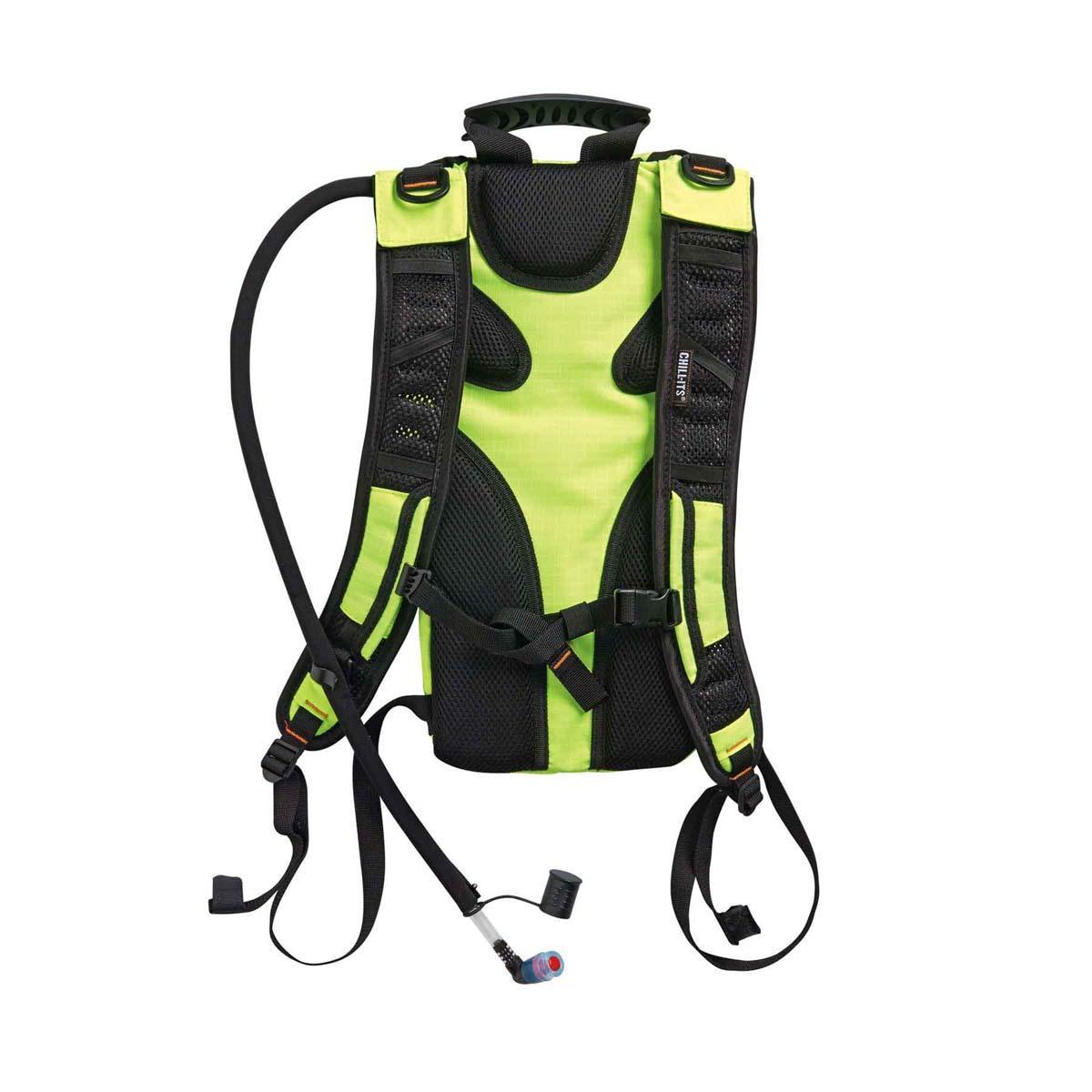 5156 3 ltr Hi-Vis Lime Premium Low Profile Hydration Pack