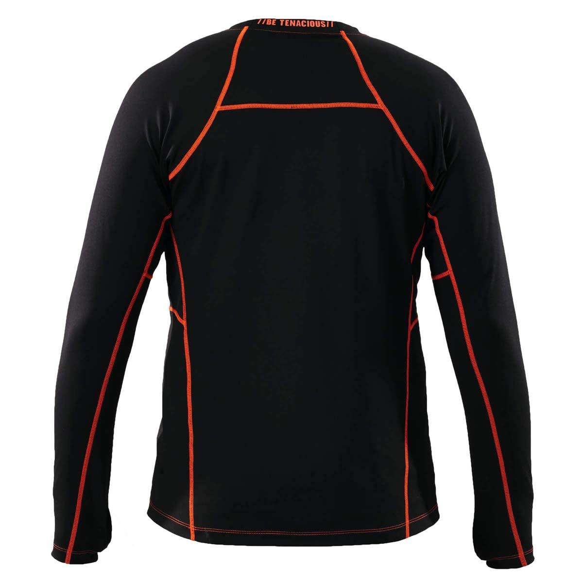 6435 L Black Long Sleeve