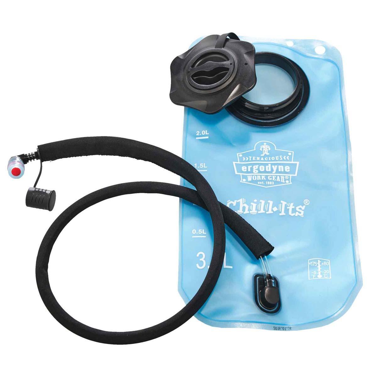 5155 2 ltr Lime Hi-Vis Low Profile Hydration Pack