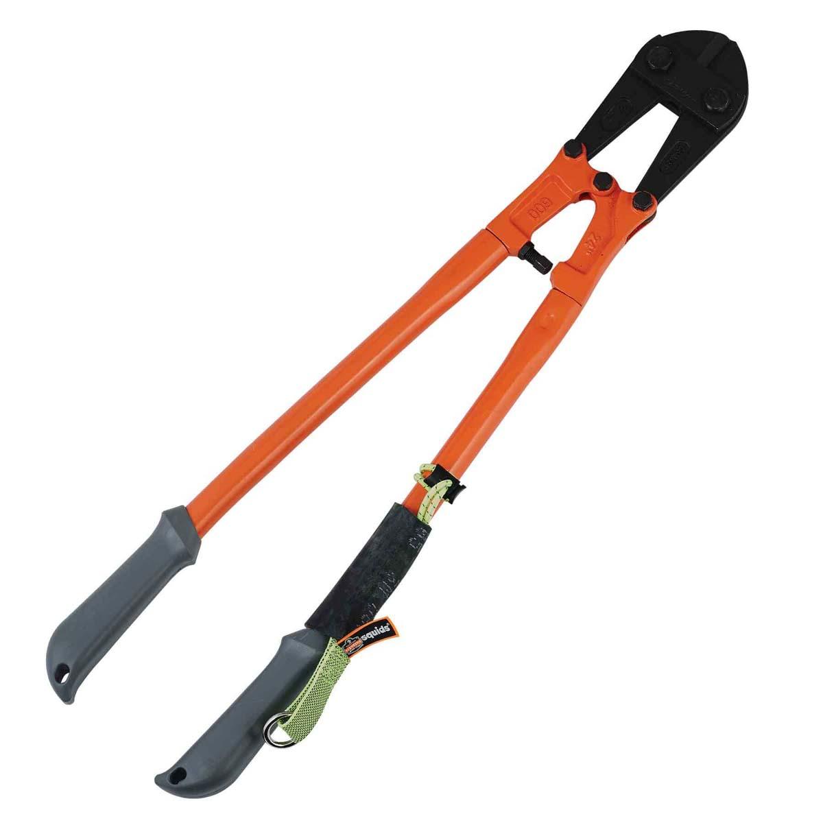 3703 Standard Lime Elastic Loop Tool Tails Ext - 15lbs 3-pack