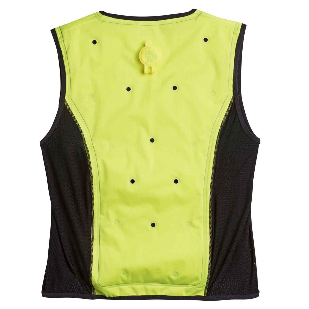 6685 2XL Lime Dry Evaporative Cooling Vest