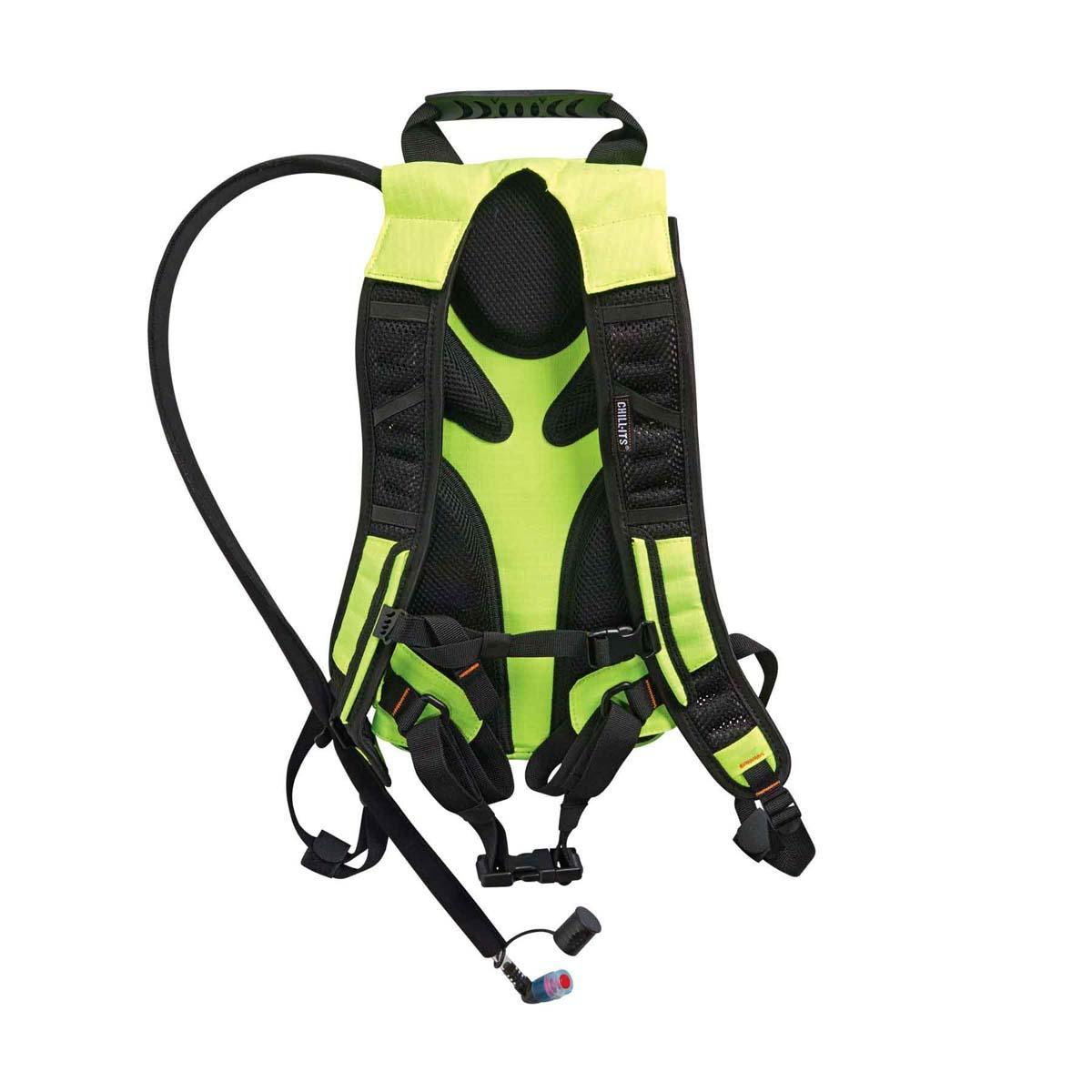 5157 3 ltr Hi-Vis Lime Premium Cargo Hydration Pack
