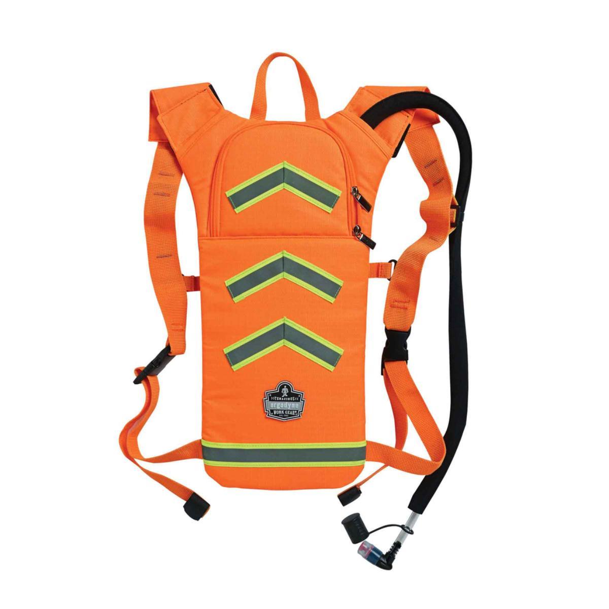 5155 2 ltr Black Hi-Vis Low Profile Hydration Pack