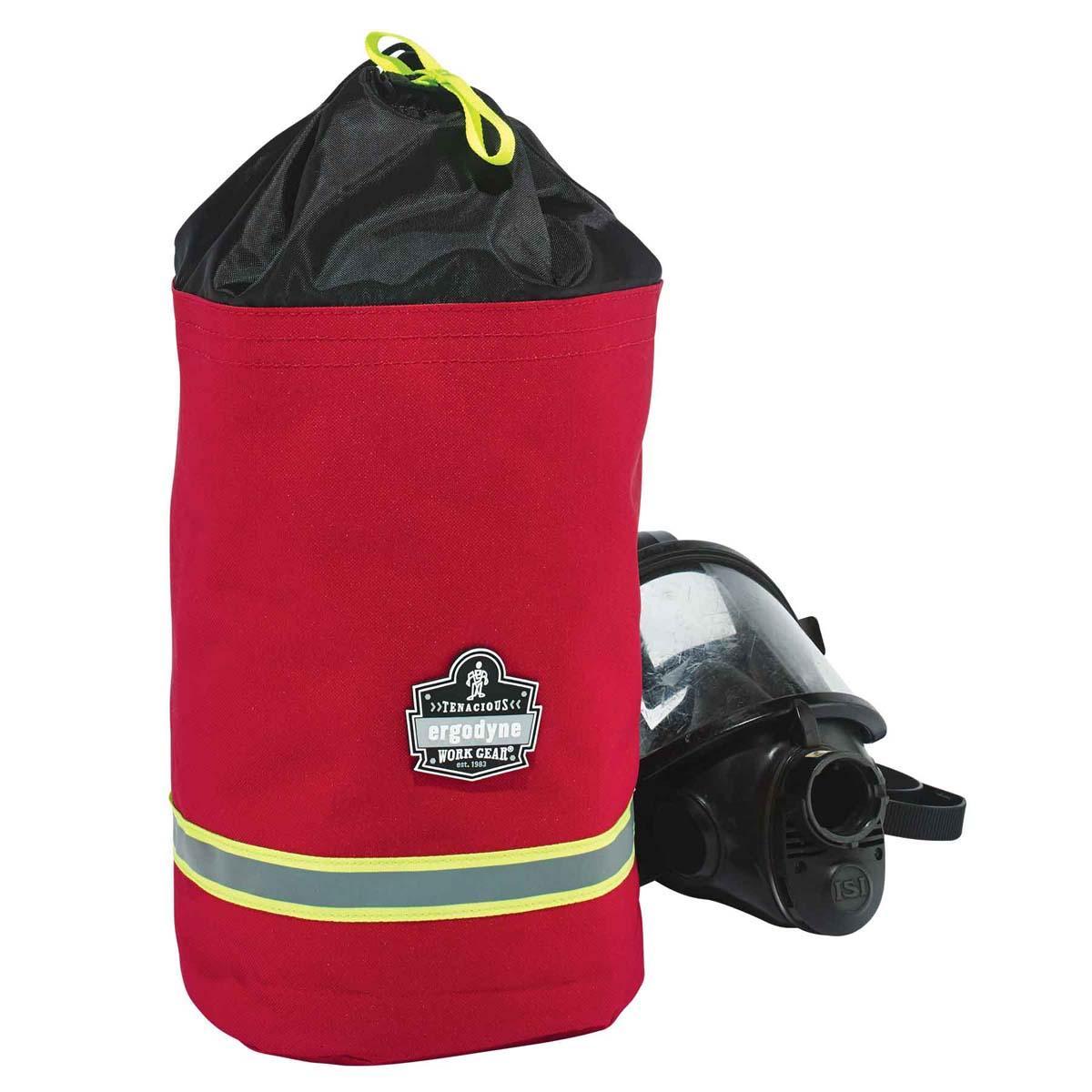 5082  Red SCBA Mask Bag