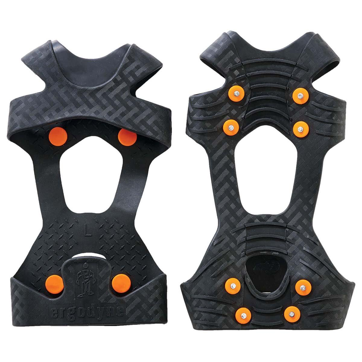 6300 2XL Black One Piece Ice Traction Device