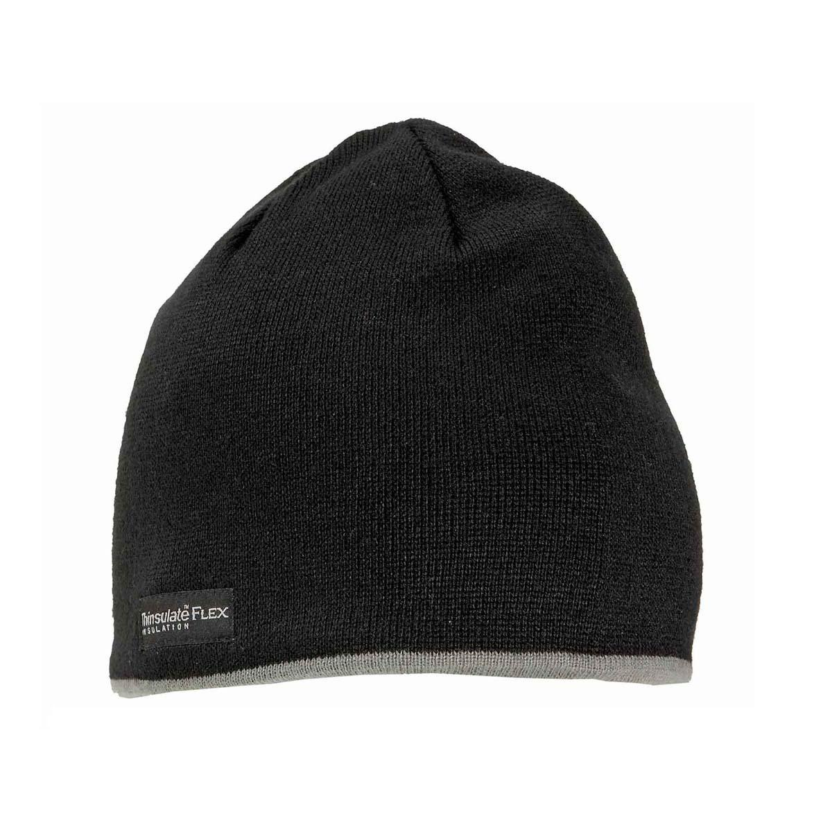 6818  Black Knit Cap