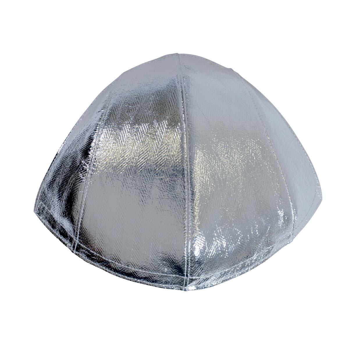 3M Elevated Temperature Aluminum Front Helmet Cover  FC1-AL  Silver