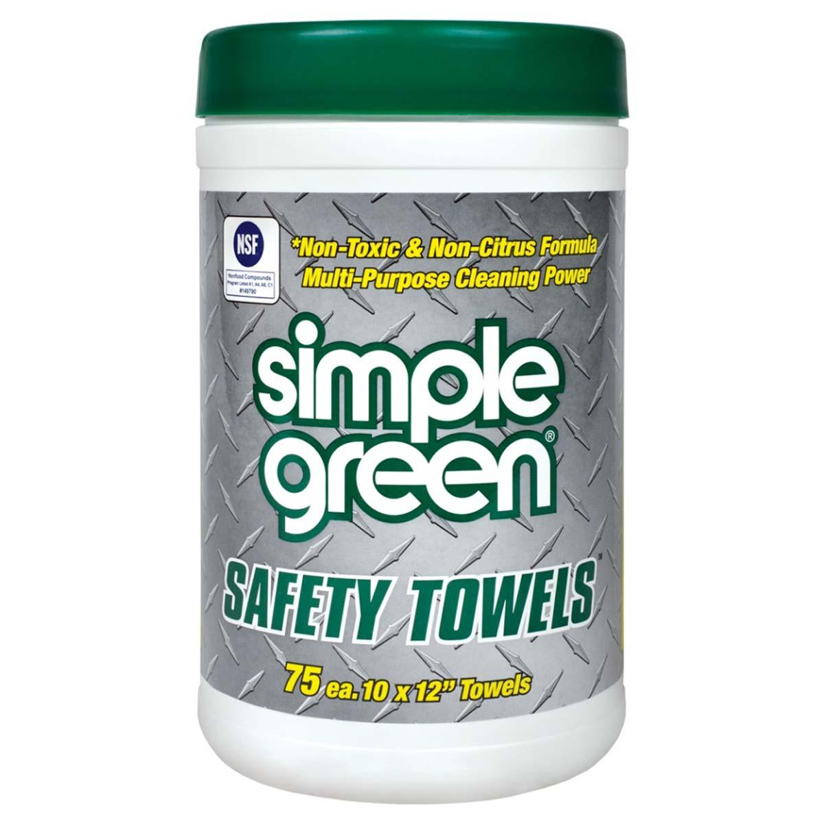Safety Towels 75 ct.