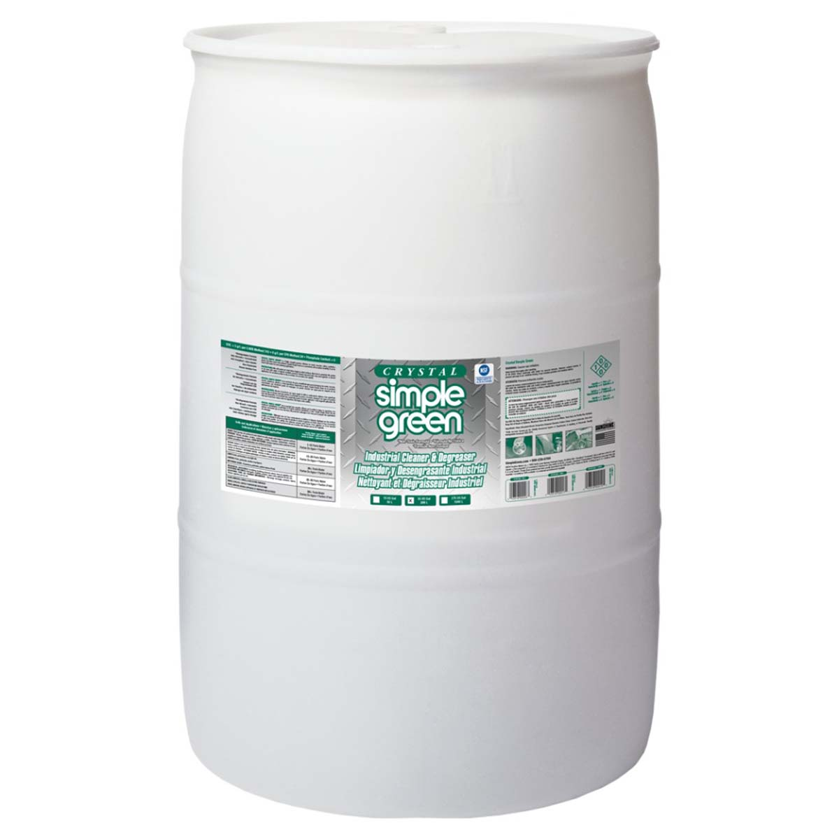 Crystal Industrial Cleaner 55 gal.