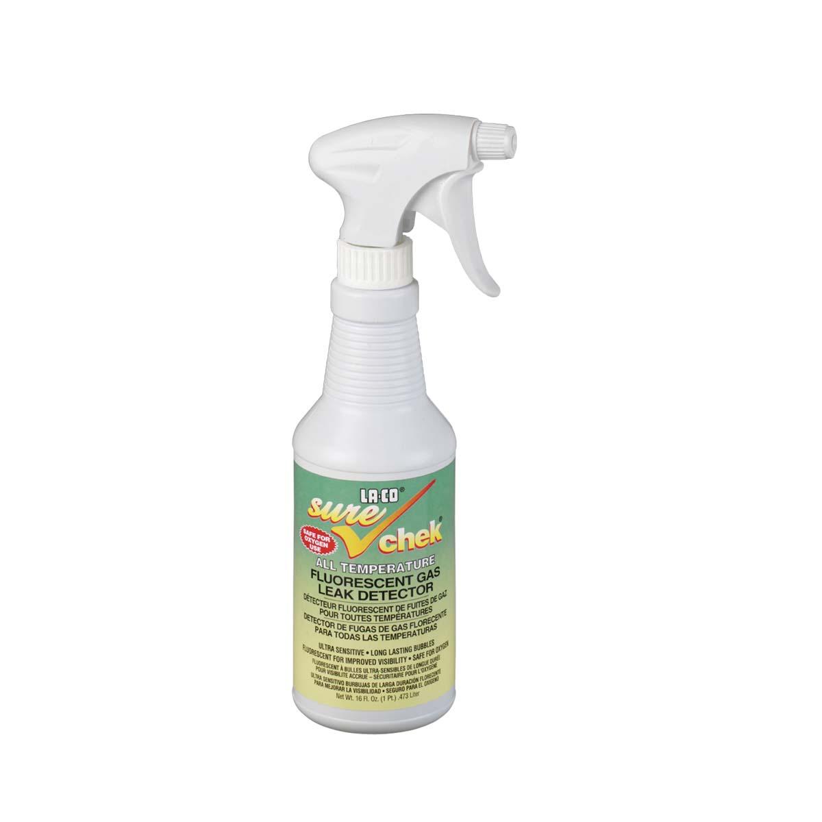 sure-chek All-temperature Leak Detector - Pint Liquid