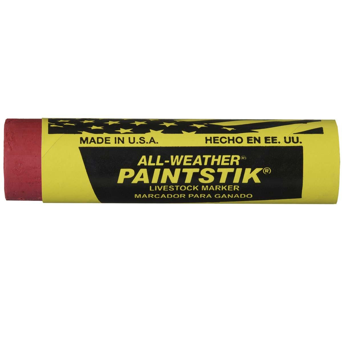 PAINTSTIK® Livestock Marker, Red
