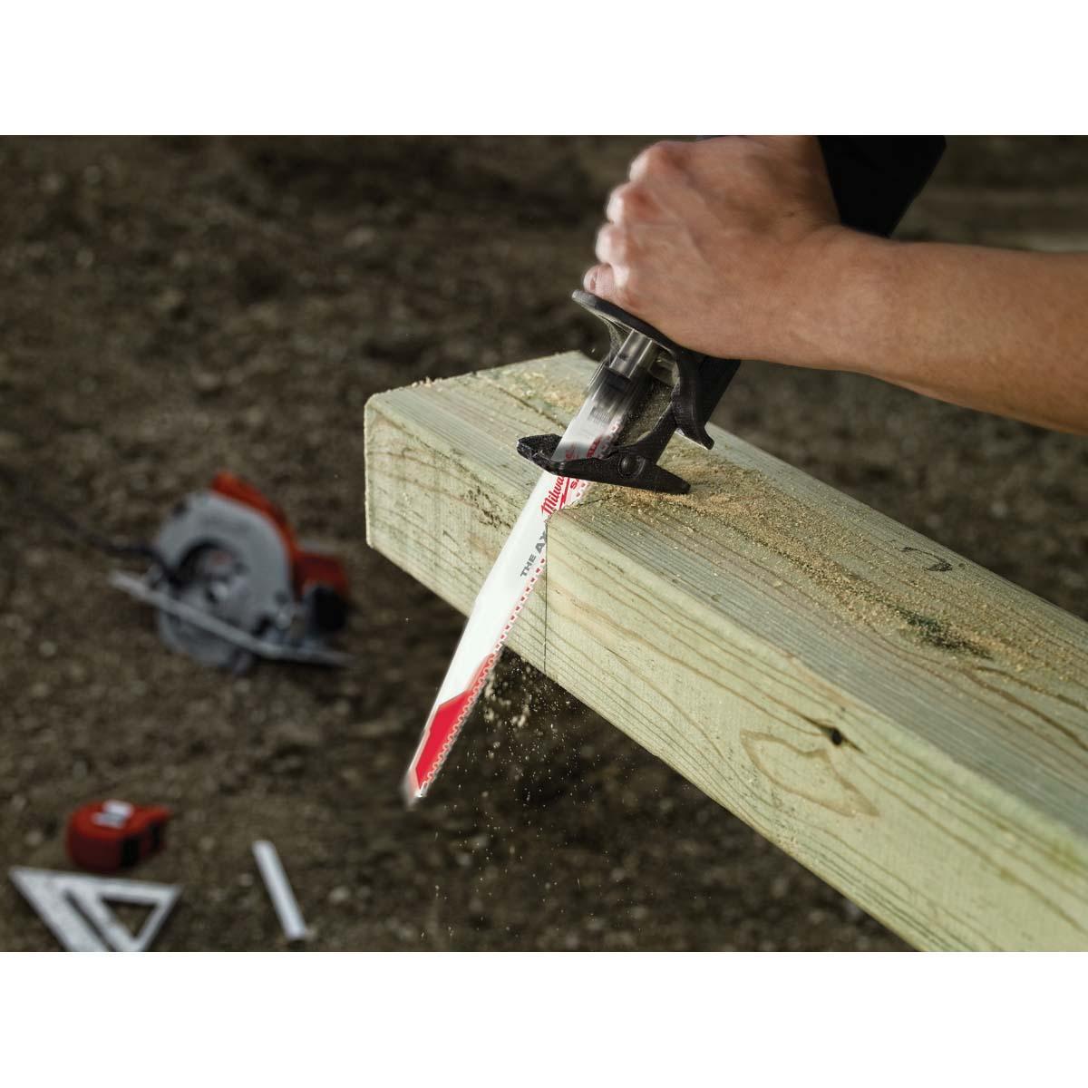 """9"""" 5 TPI The Ax™ Sawzall®  Blade (5 Pk)"""