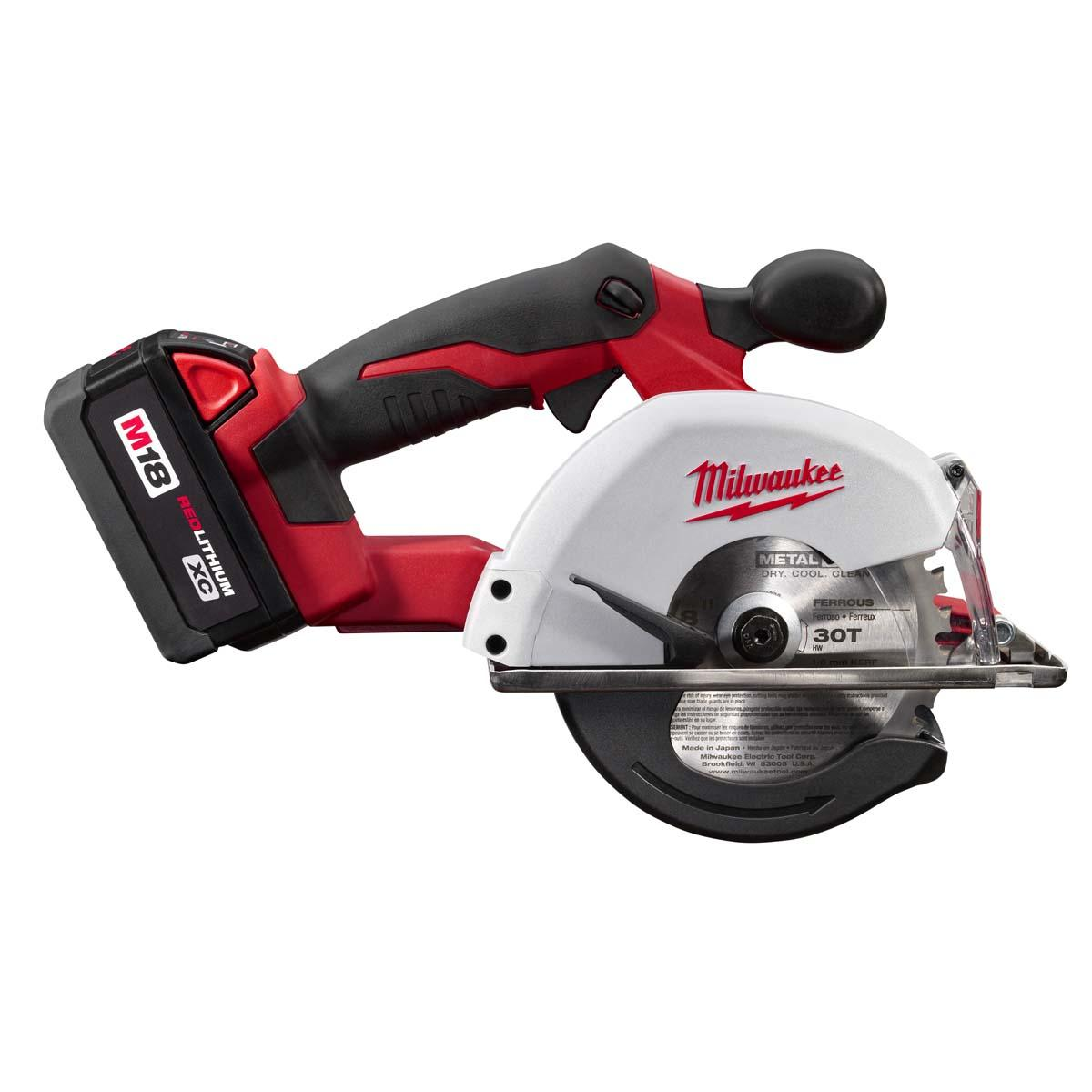 "M18â""¢ Cordless LITHIUM-ION  5-3/8"" Metal Saw Kit"