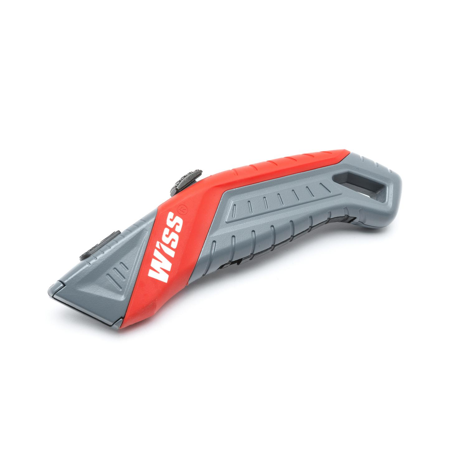 Auto-Retracting Safety Utility Knife