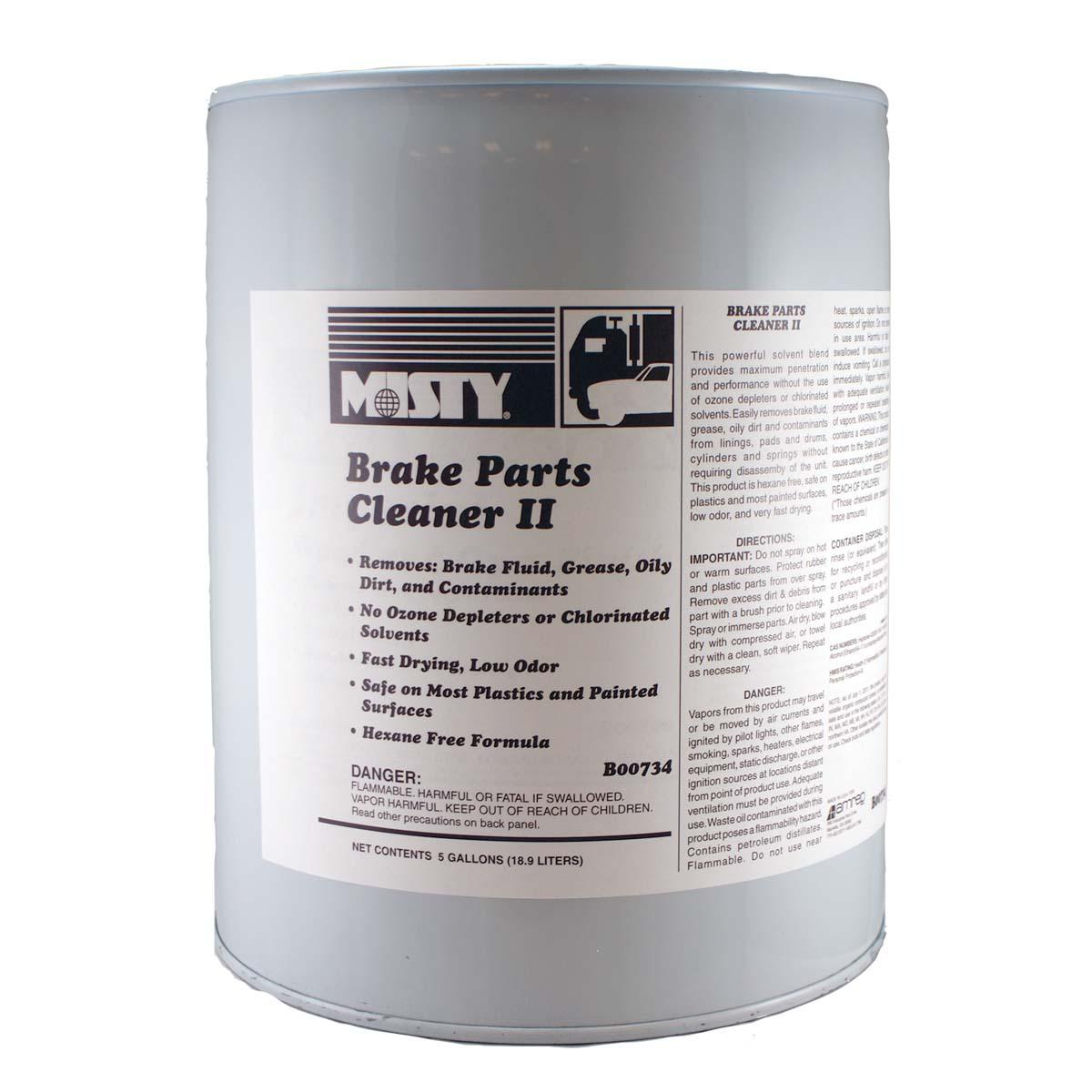 Brake Parts Cleaner II