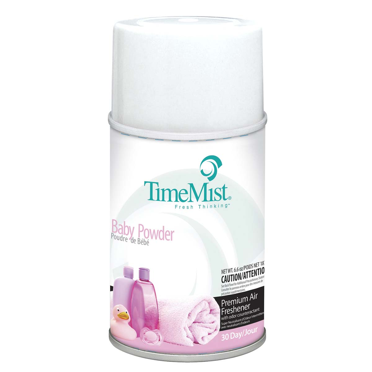 Premium Metered Air Care - Baby Powder